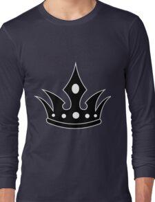 Tribal Crown Long Sleeve T-Shirt
