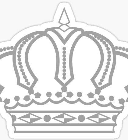 Royal Crown Sticker