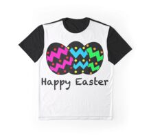 Happy Easter Graphic T-Shirt