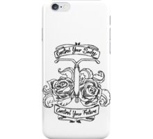 Control Your Body~IUD iPhone Case/Skin