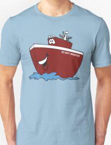 RSS Boaty McBoatface T-Shirt