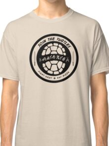 Join the Turtles Classic T-Shirt