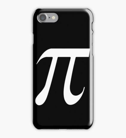 Pi White iPhone Case/Skin