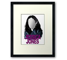 Jessica Jones Framed Print