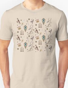 Swords & Shields & Maces, Oh My! T-Shirt