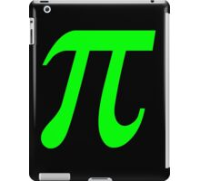 Pi - Green Lima iPad Case/Skin