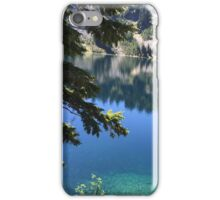Snow Lake, Washington iPhone Case/Skin