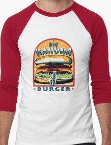 Big Kahuna Burger Fiction Men's Baseball ¾ T-Shirt