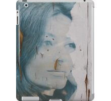 Paper Woman iPad Case/Skin