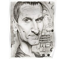 9th Doctor by Sheik Poster