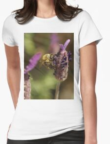 Lavender Girl Womens Fitted T-Shirt