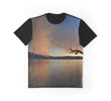 Smoke Rises Graphic T-Shirt
