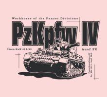Panzer IV Baby Tee