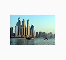 Photography of tall buildings from Dubai Marina, UAE. Unisex T-Shirt