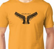Hunter Gunslinger Unisex T-Shirt