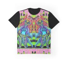 squeedle double shot Graphic T-Shirt