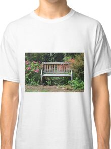 Lonely Bench Classic T-Shirt