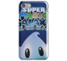 Super Mario Galaxy iPhone Case/Skin