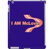 I am McLovin Super Bad Movie iPad Case/Skin