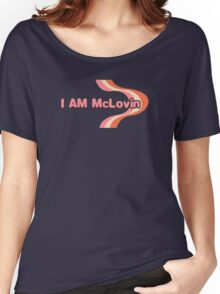 I am McLovin Super Bad Movie Women's Relaxed Fit T-Shirt