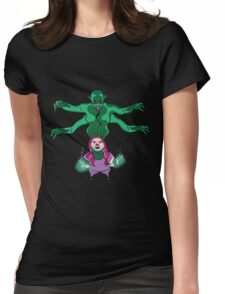 Unleash Your Demon Womens Fitted T-Shirt