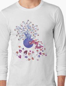 Monster Mushroom Long Sleeve T-Shirt