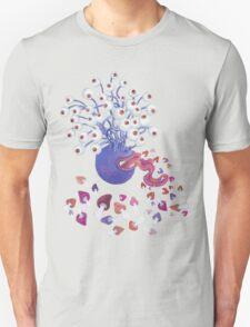 Monster Mushroom Unisex T-Shirt
