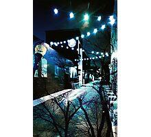 City at Night Photographic Print