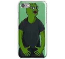 'Just Do It' Pepe iPhone Case/Skin