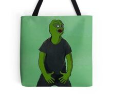 'Just Do It' Pepe Tote Bag