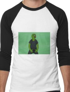 'Just Do It' Pepe Men's Baseball ¾ T-Shirt
