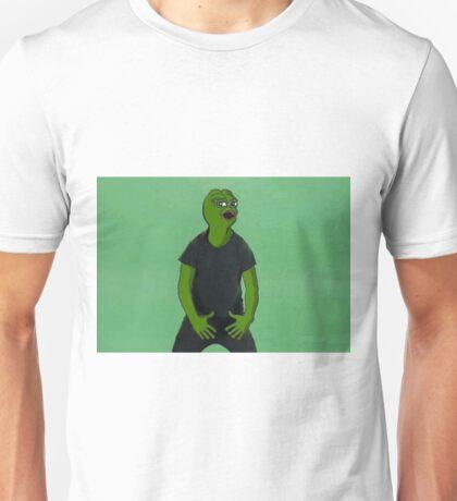 'Just Do It' Pepe Unisex T-Shirt