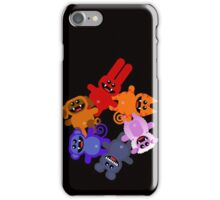 MUCKYPETS 3 iPhone Case/Skin