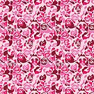 Pug Camouflage Pink by Huebucket