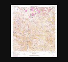 USGS TOPO Map Puerto Rico PR Naranjito 362174 1969 20000 Unisex T-Shirt