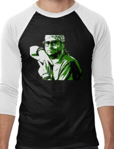 VAPENATION - ONE:Print Men's Baseball ¾ T-Shirt