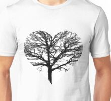 Love note to nature Unisex T-Shirt