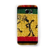 og lively reggae dancers Samsung Galaxy Case/Skin