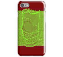 Green Dimension  iPhone Case/Skin