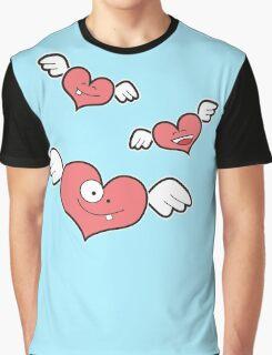 little heart monsters Graphic T-Shirt