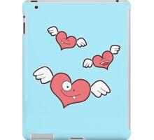 little heart monsters iPad Case/Skin