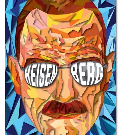 Heseinberg -  Breaking Bad Sticker