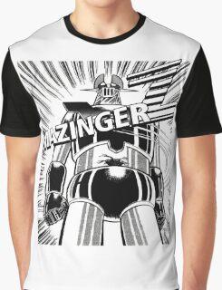Mazinger Z Graphic T-Shirt