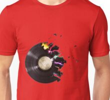 Render Dj Vinyl Cd Musiques Unisex T-Shirt