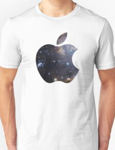Apple logo in space T-Shirt