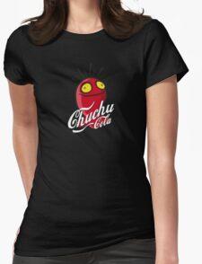 Chuchu Cola Womens Fitted T-Shirt