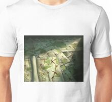 Unremembered Alleys Unisex T-Shirt