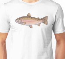 Cutthroat Trout.  Unisex T-Shirt