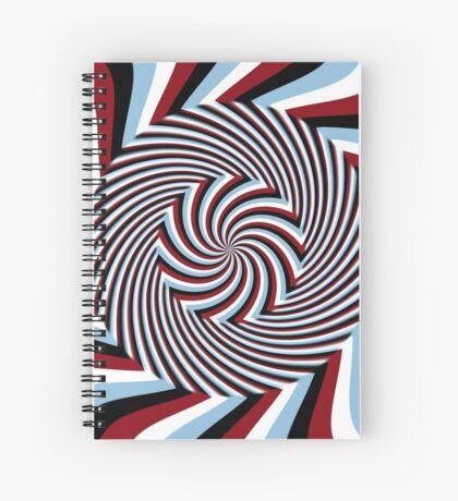 Dark Hypnosis (Bhakti) Spiral Notebook