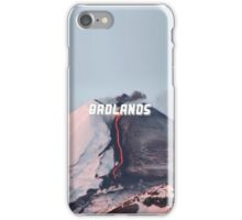 Badlands Part Two! iPhone Case/Skin